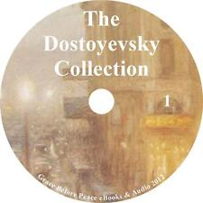 White Nights and Other Stories, Audiobooks by Fyodor Dostoyevsky on 13 Audio CDs