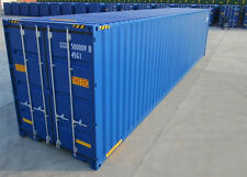 40'High Cube neu, Lagercontainer, Werkstattcontainer, seecontainer, verschiffung