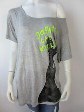 John Galliano T-Shirt Top tunika Neu S UVP 109€