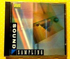 SOUND SAMPLING  -  CD 1990  IN OTTIMO STATO / INUSATO