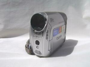 Canon MD160 MiniDV Camcorder. Tape.Mpixel.Widescn. PAL.35X zoom. VGC. 1-yr wrnty