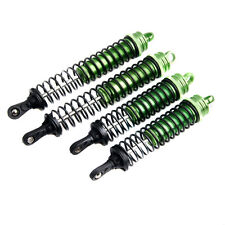 RC 1:8 Buggy Truck Alum Shock Absorber 4P HSP 81002 Rear 81003 Front Green Part