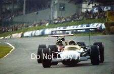 Jo Siffert Lotus 49B ganador British Grand Prix 1968 fotografía 2
