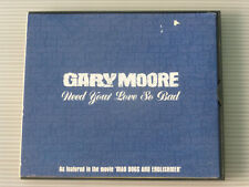 Gary Moore: Need Your Love So Bad (Deleted 1995 4 track CD Single Compac Case)