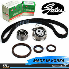 "Gates ""HTD"" Timing Belt Kit for 05-10 Hyundai Elantra Tiburon Tucson Soul 2.0L"