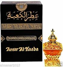Attar al Kaaba by Al Haramain Musky Vanilla Agarwoody Sandalwoody Perfume 25ml