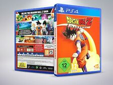 Dragon Ball Z Kakarot - PAL - PS4 - Replacement Cover/Case (NO Game)