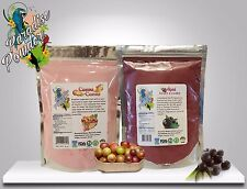 ACAI + CAMU CAMU Powder 32oz (2 lb)(1lb each flavor) Antioxidant Paradise Powder