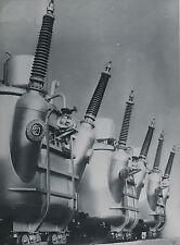 MILAN c. 1950 - Usine Marelli  Matériel Électrique  Italie - Div 7757