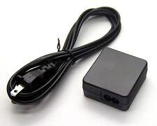 AC Adapter For AC-UB10 Sony Cyber-shot DSC-HX100V DSC-HX200V DSC-HX300 Brand New