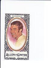 2017 Topps Allen & Ginter Mini Black Border #142 Tom Anderson MySpace