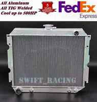 For 68-73 Dodge Charger//70-74 Challenger//68-72 Plymouth Aluminum Shroud /& Fans