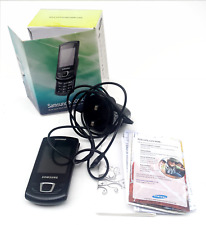Samsung Monte E2550 Slider Mobile Phone Boxed