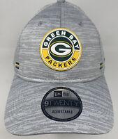 New Era 9Twenty GREEN BAY PACKERS 920 Adjustable Cap Hat