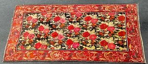 1908 Dated ARMENIAN RUG_CAUCASIAN ???_Brought from BEIRUT_Great Color