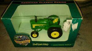 1998 Ertl Collectibles 1/43 Diecast John Deere Tractor 630LP - Railway Designs