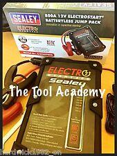 Sealey e/start800 electrostart batería menos Jump Pack poder empezar 800a 12v + Usb