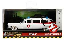 METALS GHOSTBUSTERS 1/32 SCALE ECTO-1 DIECAST VEHICLE 2019 JADA TOYS INC