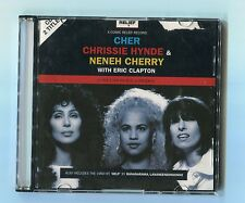 Cher cd-maxi LOVE CAN BUILD A BRIDGE  © 1995 - EU-2-Track-CD - bananarama : HELP