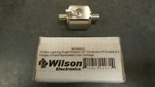 Wilson 75 Ohm Lightning Surge Protector (859992) F female connectors {FREE SHIP}