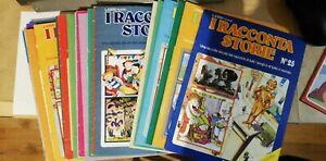 I RACCONTA STORIE 1-26 con audiocassette quasi completo