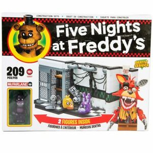 Five Nights at Freddy's Parts and Service Medium Construction Set SEALED