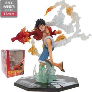 One Piece Luffy Figure W/Box