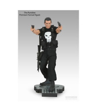 Marvel Punisher Premium Format Statue Sideshow Used JC