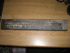 Zündkerzenabdeckung Spark Plugs Cover Fiat Croma 2.0 16V i.e. 101 kw 7755496