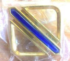 - NOS 1988 Buick Regal Gold Front Panel Emblem PN 1410730, In Orig. Factory Wrap