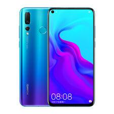 Huawei Nova 4 VCE-L22 Dual 20MP 8GB RAM 128GB Blue Auténtic