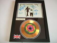 fleetwood mack  SIGNED  GOLD CD  DISC  1