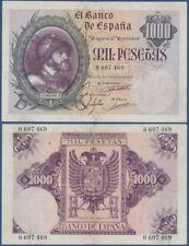 España Billetes Estado Español       1000 pesetas 1940 Octubre MBC+/VF+