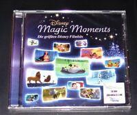 Disney Magic Moments La Plus Grand Disney Filmhits En Allemand CD Neuf & Ovp