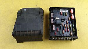 VW PASSAT CC 2.0 TDI CBBB 2008-2012 UNDER BONNET FUSE BOX CONTROL MODULE & LID