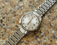 Vintage Seiko 17 Jewels Automatic 7005 8010 JDM January 1969