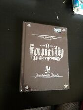 Insane Clown Posse - A Family Underground (DVD, 2009) (D) FACTORY SEALED