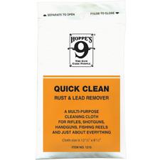 Hoppe's #9 Quick Clean Rust and Lead Remover Cloth