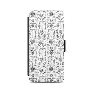 Tattoo Pattern  Flip Wallet Phone Case