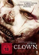 Clown von Eli Roth - DVD wie NEU - FSK18 - Horror -- Uncut