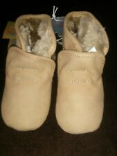 NWT Baby Babies Surprize Stride Rite Stage 1 Soft Sole Boots Shoes Sz S or M