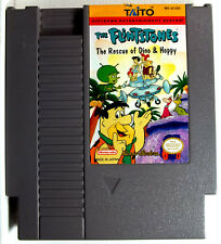 Flinstones Rescue of Dino & Hoppy (NES) Game Only - Clean,Tested & Fast Shipping
