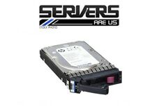"HP 400GB 3.5"" Hard Drive AJ711A 466277-001 10K 2GB FC M6412"