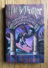 HARRY POTTER AND THE SORCERER'S STONE JK Rowling 6th Print SIGNED