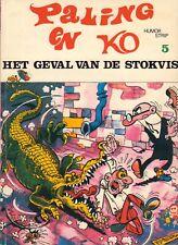 PALING EN KO 05 - HET GEVAL VAN DE STOKVIS - F. Ibanez