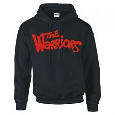 "THE WARRIORS ""MOVIE LOGO"" HOODIE NEW"