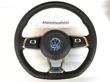 5G VW R-Line Steering Wheel Multifunction Cruise Control ACC Mode (GTI GTD)4/4-2