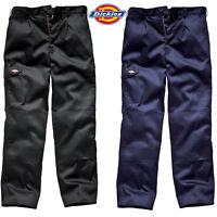 DICKIES REDHAWK SUPER WORK TROUSER DURABLE BUILDER PANTS CARGO POCKET TALL SIZES