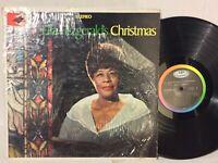 Ella Fitzgerald's Christmas VG RAINBOW CAPITOL in SHRINK black gospel