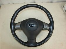 2010 Subaru Forester MK3 steering wheel with cruise control switches
